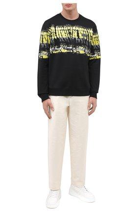 Мужские кожаные кеды talon GIUSEPPE ZANOTTI DESIGN белого цвета, арт. RU00041/002 | Фото 2