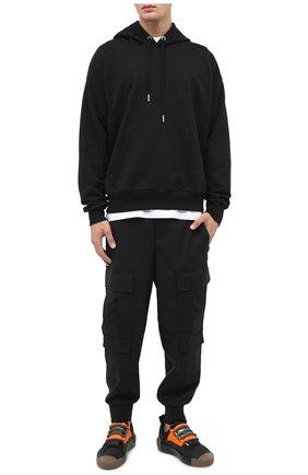 Мужские кроссовки sudeca REEBOK черного цвета, арт. FY1586 | Фото 2
