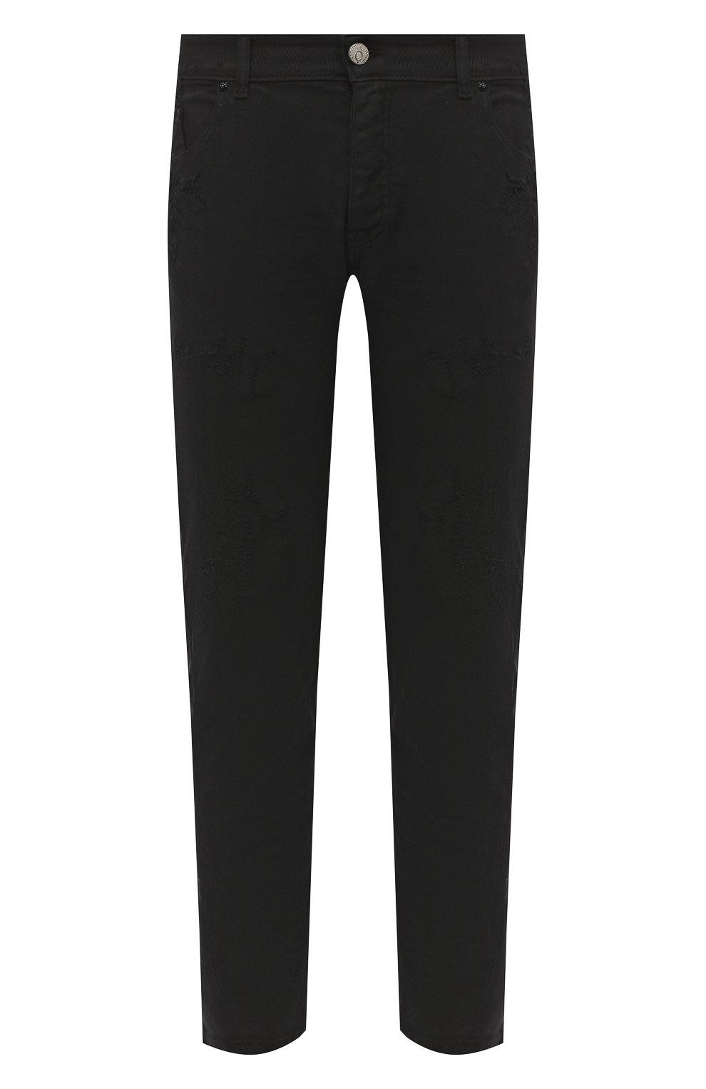 Мужские джинсы PREMIUM MOOD DENIM SUPERIOR черного цвета, арт. F21 352752750/BARRET | Фото 1