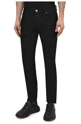 Мужские джинсы PREMIUM MOOD DENIM SUPERIOR черного цвета, арт. F21 352752750/BARRET | Фото 3