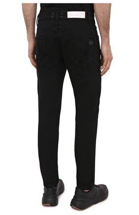 Мужские джинсы PREMIUM MOOD DENIM SUPERIOR черного цвета, арт. F21 352752750/BARRET | Фото 4