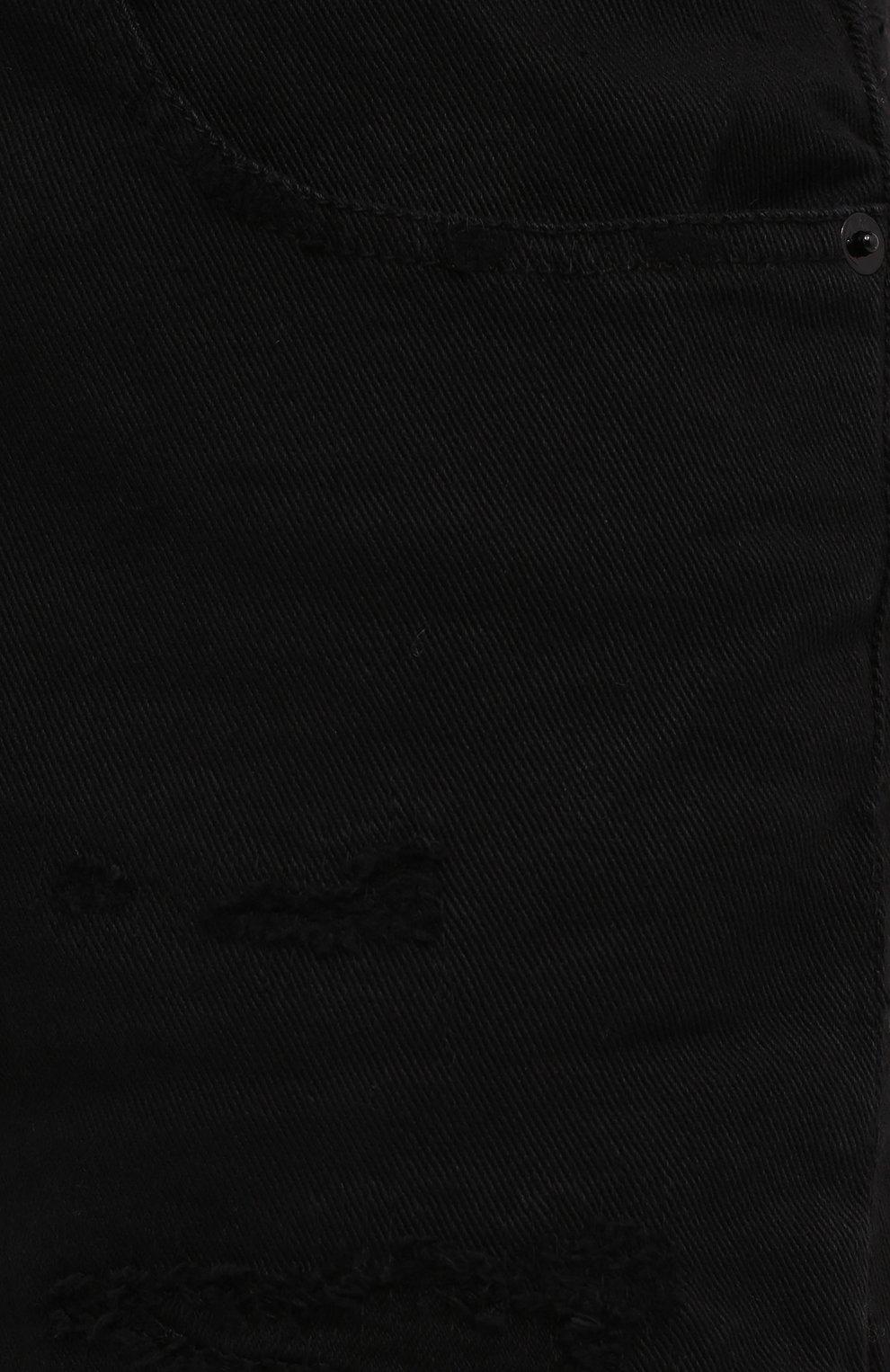 Мужские джинсы PREMIUM MOOD DENIM SUPERIOR черного цвета, арт. F21 352752750/BARRET | Фото 5