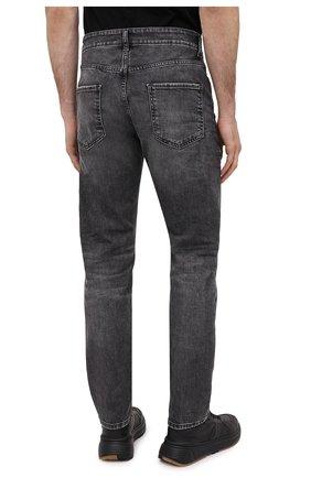 Мужские джинсы PREMIUM MOOD DENIM SUPERIOR серого цвета, арт. F21 417234651/R0BERT | Фото 4