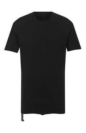 Мужская хлопковая футболка ISAAC SELLAM черного цвета, арт. DEBL0QUE-JERSEY H21 | Фото 1