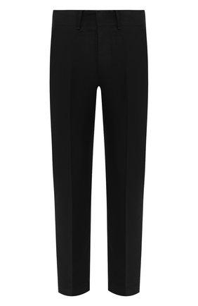 Мужские хлопковые брюки TOM FORD черного цвета, арт. BV141/TFP224 | Фото 1