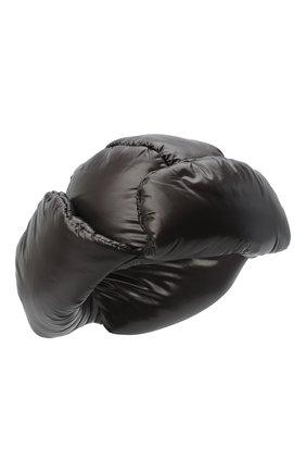 Мужская утепленная шапка DRIES VAN NOTEN черного цвета, арт. 202-20609-1178 | Фото 1