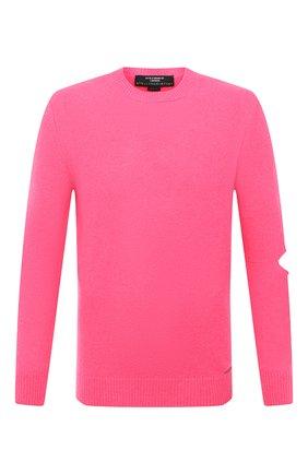 Мужской свитер STELLA MCCARTNEY розового цвета, арт. 601883/S7214 | Фото 1