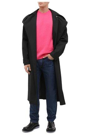 Мужской свитер STELLA MCCARTNEY розового цвета, арт. 601883/S7214 | Фото 2