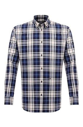 Мужская хлопковая рубашка DSQUARED2 разноцветного цвета, арт. S74DM0455/S53027 | Фото 1