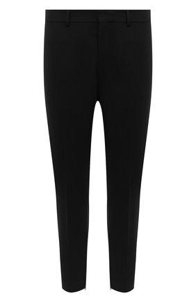 Мужской шерстяные брюки DSQUARED2 черного цвета, арт. S74KB0455/S40320 | Фото 1