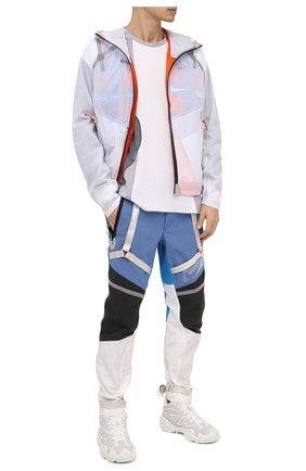 Мужская куртка ispa NIKELAB разноцветного цвета, арт. AO0815-100 | Фото 2