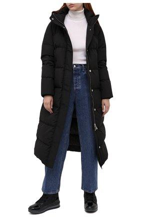 Женские текстильные ботинки JOG DOG черного цвета, арт. 14007R/DR_ZAFFIR0SIGMA/W | Фото 2