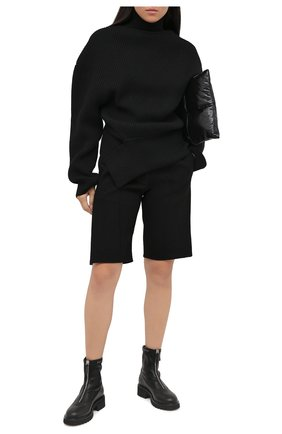 Женские ботинки avice GIUSEPPE ZANOTTI DESIGN черного цвета, арт. I970020/001 | Фото 2