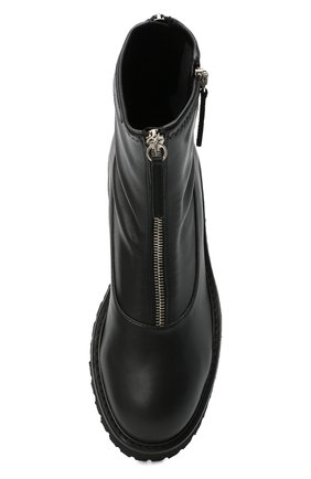 Женские ботинки avice GIUSEPPE ZANOTTI DESIGN черного цвета, арт. I970020/001 | Фото 5