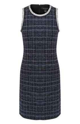 Женское платье ST. JOHN синего цвета, арт. K1200C1 | Фото 1