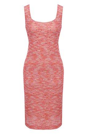 Женское платье ST. JOHN розового цвета, арт. K12Z003 | Фото 1