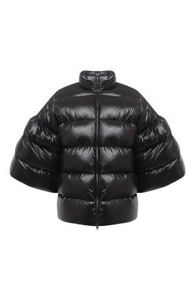 Женский пуховая куртка VALENTINO черного цвета, арт. UB3CN0055LE | Фото 1