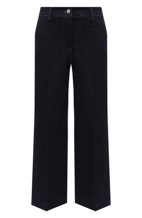 Женские джинсы LORO PIANA темно-синего цвета, арт. FAL3130 | Фото 1