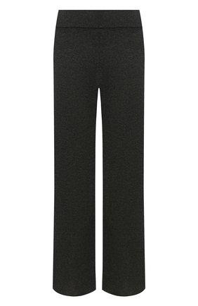 Женские кашемировые брюки LE KASHA хаки цвета, арт. 0TTAWA0 | Фото 1
