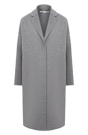 Женское шерстяное пальто STELLA MCCARTNEY серого цвета, арт. 573928/SPB05 | Фото 1