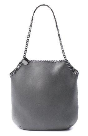Женский сумка-тоут falabella STELLA MCCARTNEY светло-серого цвета, арт. 700112/W8719 | Фото 1