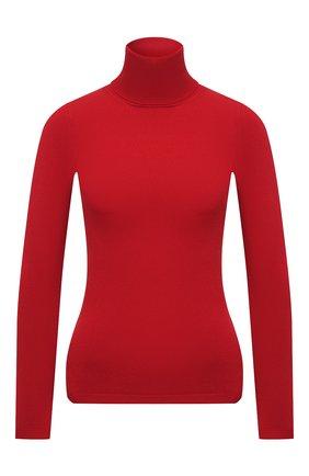 Женская водолазка из вискозы STELLA MCCARTNEY красного цвета, арт. 601794/S2076 | Фото 1