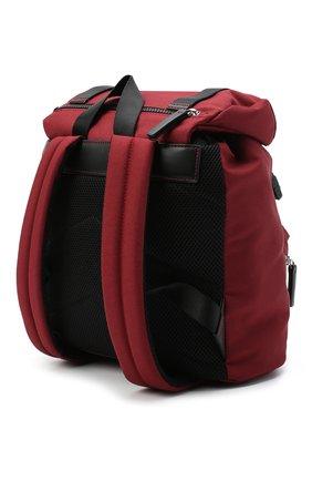 Детская рюкзак EMPORIO ARMANI красного цвета, арт. 402521/0A551   Фото 2