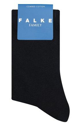 Детские носки FALKE темно-синего цвета, арт. 10645. | Фото 1
