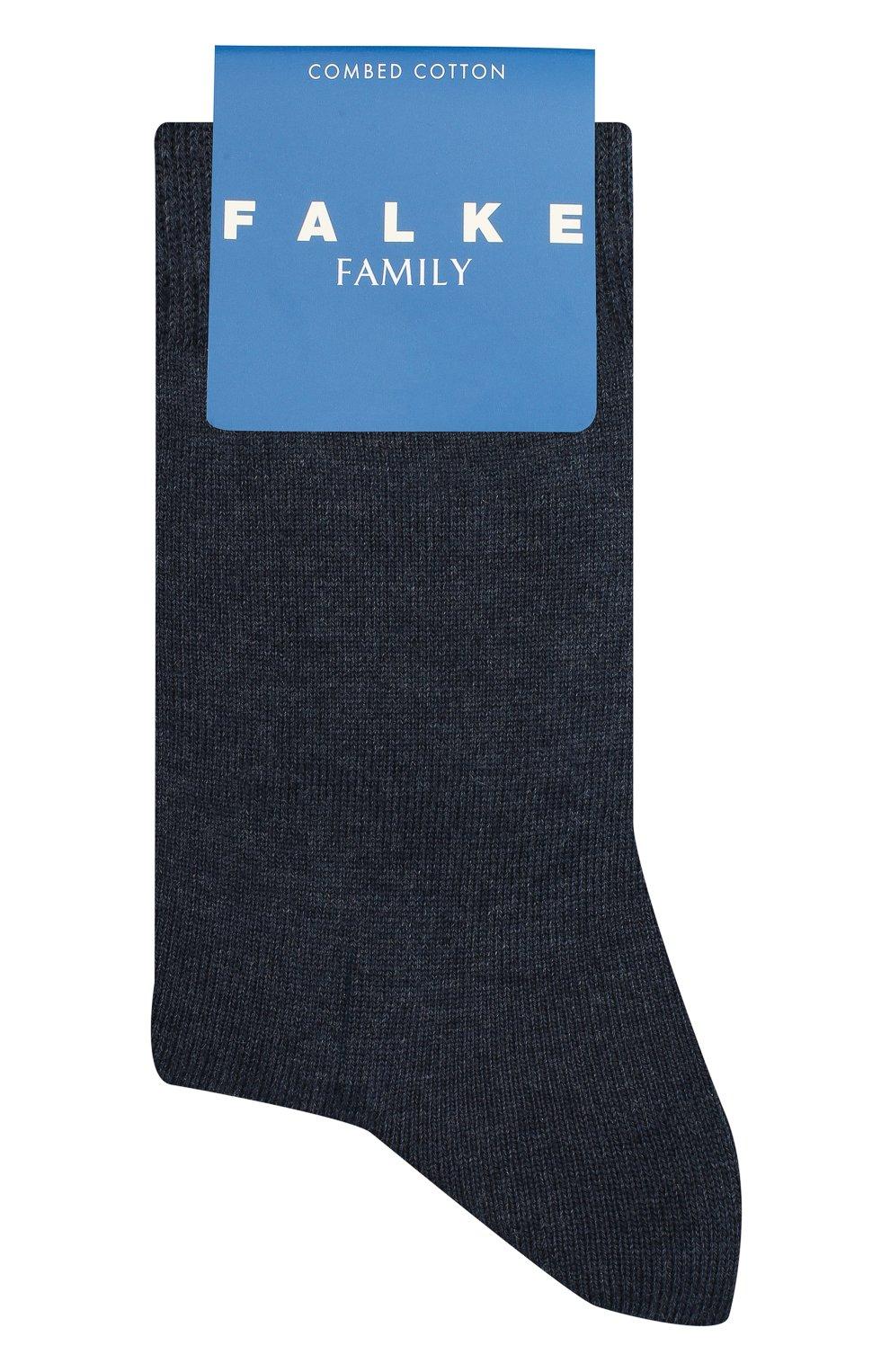 Детские носки FALKE синего цвета, арт. 10645.   Фото 1