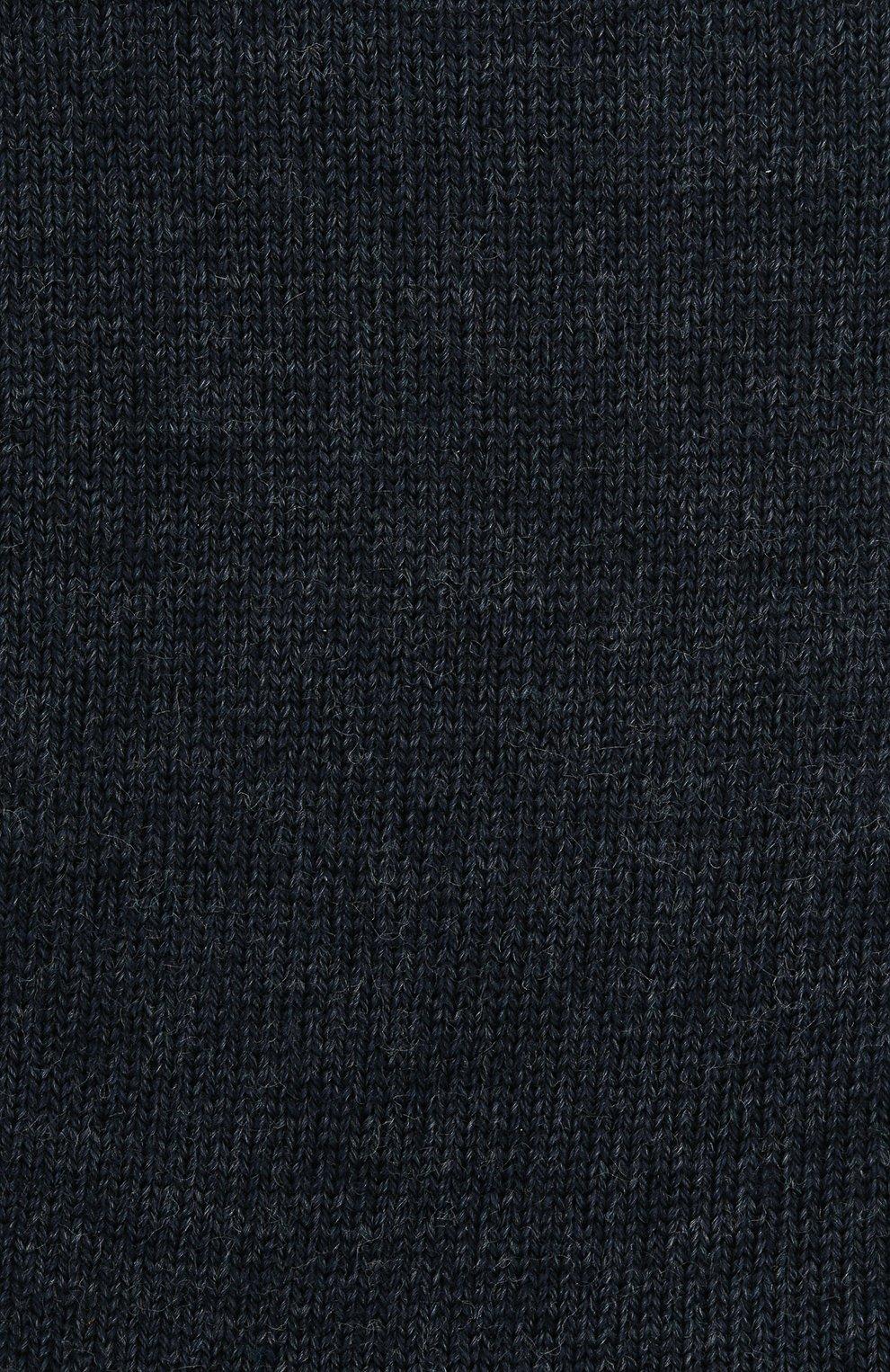Детские носки FALKE синего цвета, арт. 10645.   Фото 2