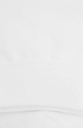 Детские носки FALKE белого цвета, арт. 10669. | Фото 2