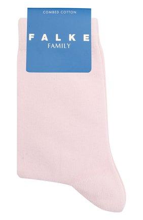 Детские носки FALKE светло-розового цвета, арт. 10645. | Фото 1