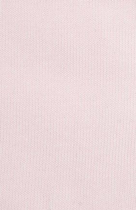 Детские носки FALKE светло-розового цвета, арт. 10645. | Фото 2