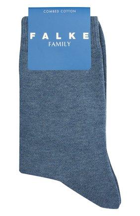 Детские носки FALKE голубого цвета, арт. 10645. | Фото 1