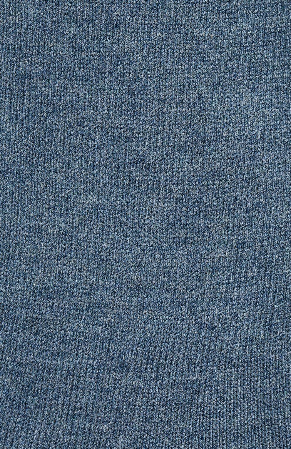 Детские носки FALKE голубого цвета, арт. 10645. | Фото 2