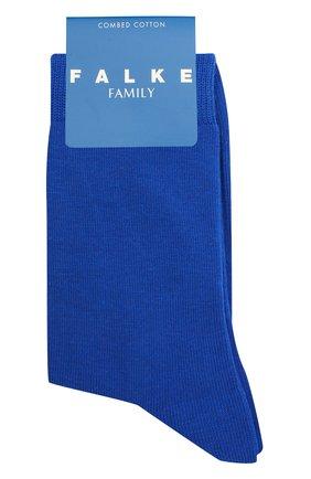 Детские носки FALKE синего цвета, арт. 10645. | Фото 1