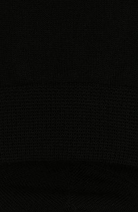 Детские носки FALKE черного цвета, арт. 10669. | Фото 2