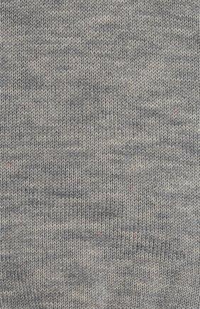 Детские носки FALKE светло-серого цвета, арт. 10669. | Фото 2