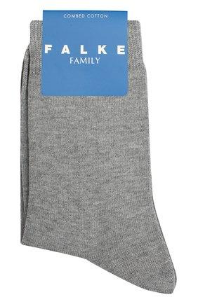Детские носки FALKE серого цвета, арт. 10645. | Фото 1