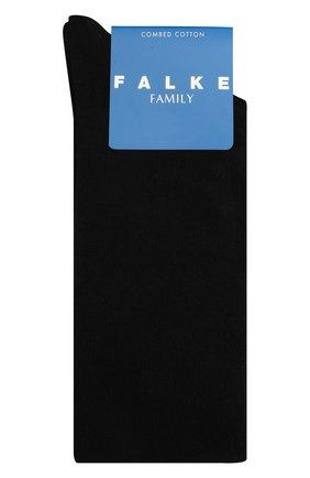 Детские гольфы FALKE черного цвета, арт. 11645. | Фото 1