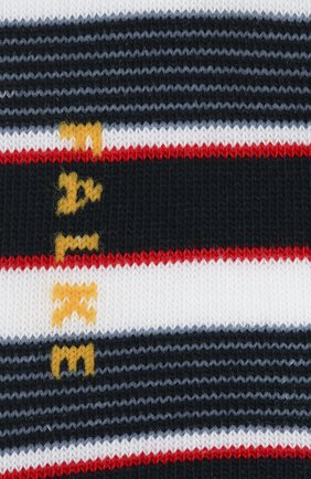 Детские хлопковые носки FALKE темно-синего цвета, арт. 12266. | Фото 2