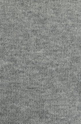 Детские гольфы FALKE серого цвета, арт. 11645. | Фото 2