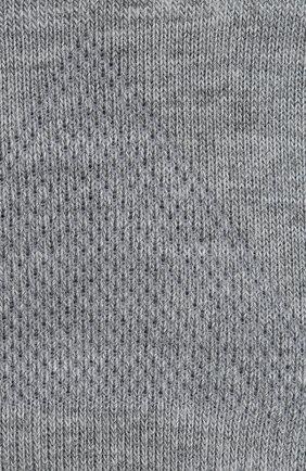 Детские носки FALKE серого цвета, арт. 12285. | Фото 2
