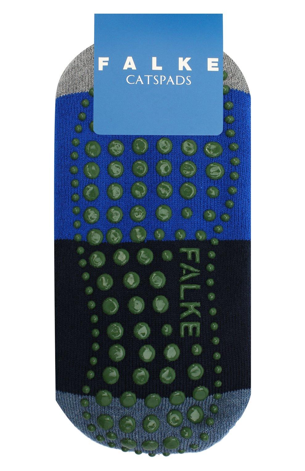 Детские носки FALKE синего цвета, арт. 12022.   Фото 1