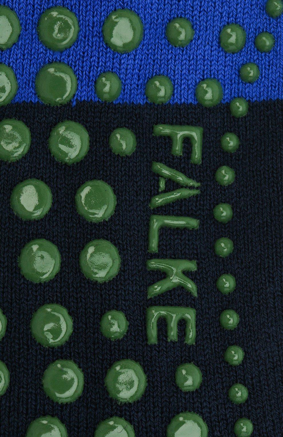 Детские носки FALKE синего цвета, арт. 12022.   Фото 2