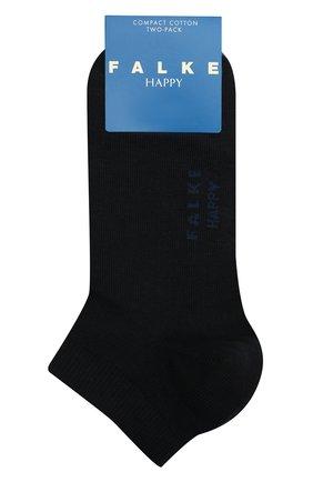 Детские комплект из двух пар носков FALKE синего цвета, арт. 12298. | Фото 1