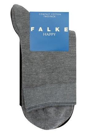Детские комплект из двух пар носков FALKE разноцветного цвета, арт. 12299. | Фото 1