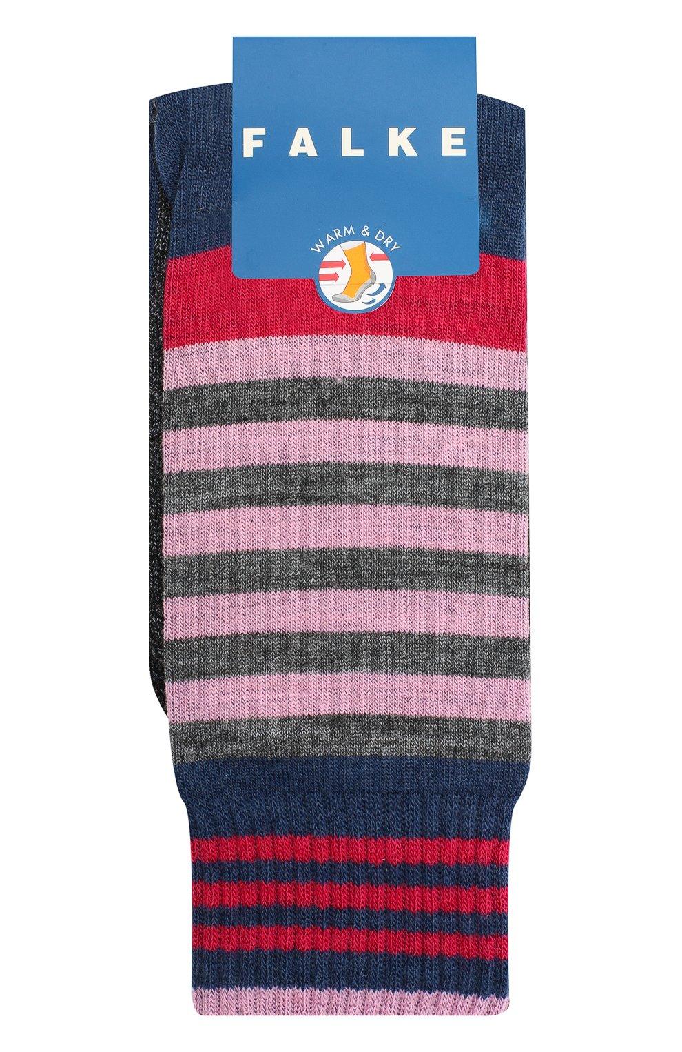 Детские носки FALKE розового цвета, арт. 11943.   Фото 1