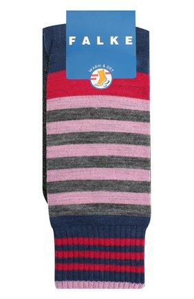 Детские носки FALKE розового цвета, арт. 11943. | Фото 1