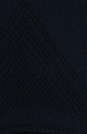Детские носки FALKE темно-синего цвета, арт. 12285. | Фото 2